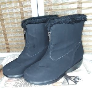 Predictions Snow Ankle Boots Black